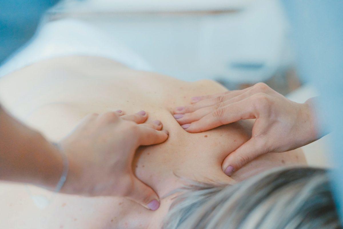 Dr. Gochee addresses an ovarian cyst with chiropractic