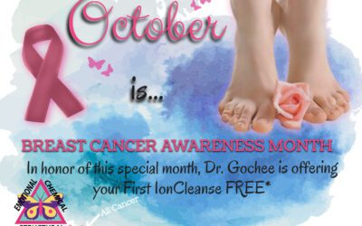 National Chiropractic Health Month and Breast Cancer Awareness Month
