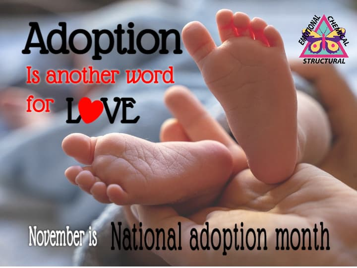 Adoption was not an easy choice for me.