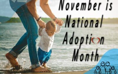 National Adoption Awareness Month: Dr. Carolyn Gochee's Story