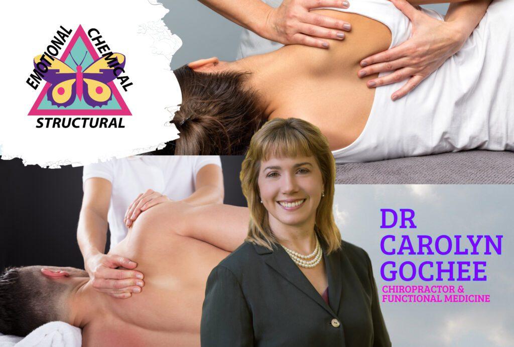 Chiropractor Dr. Gochee at Crossroads Wellness - new