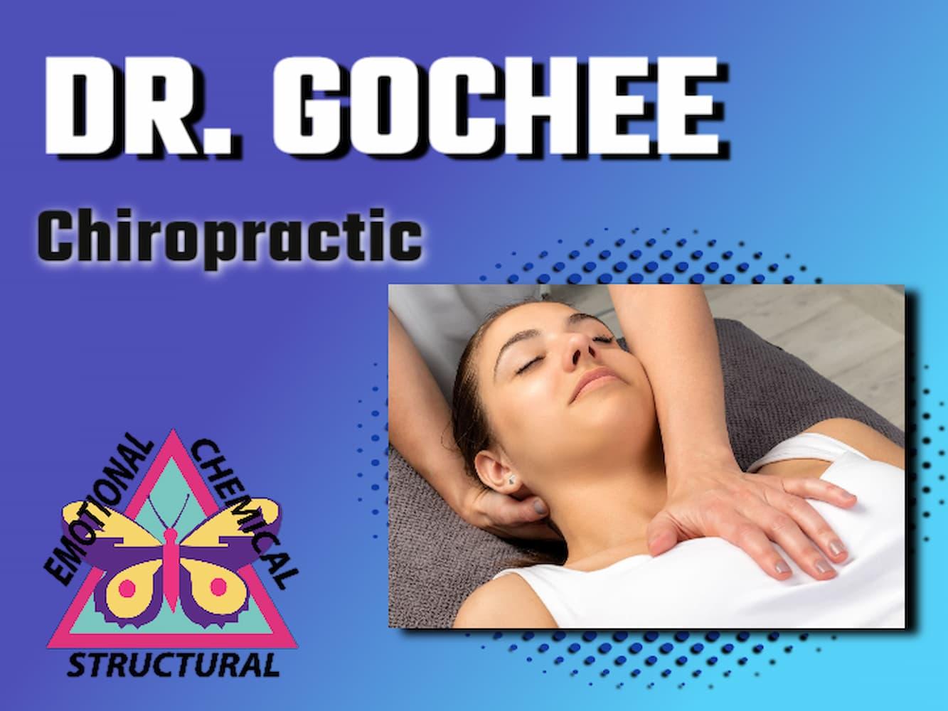 Dr. Gochee Chiropractor Dr. Gochee at Crossroads Wellness CO_Grand Junction_2530 N. 8th St. #203