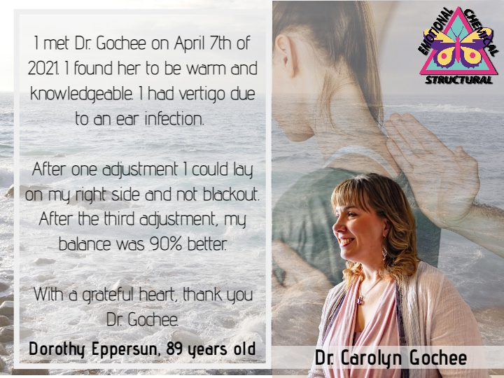 Dr. Gochee Testimonial